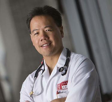 Steve Chen, PharmD. USC Pharmacy