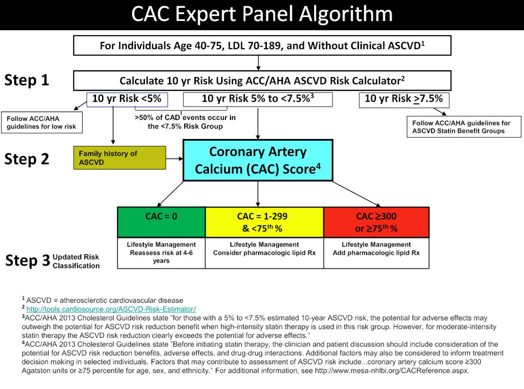 Watch Whats a Coronary Artery Calcium Scan video