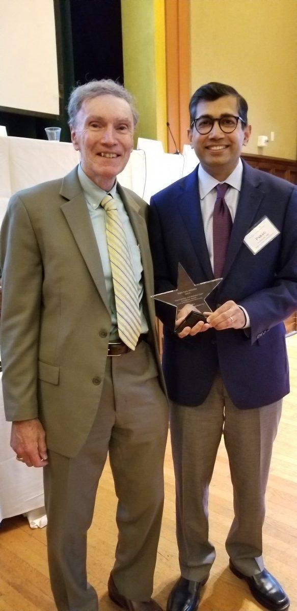 RCI 2018 award photo