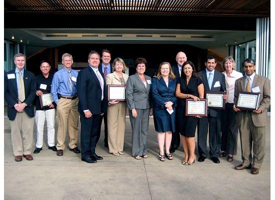 4th Annual Summit Awardees